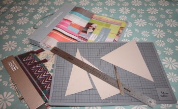 bunting cut outs