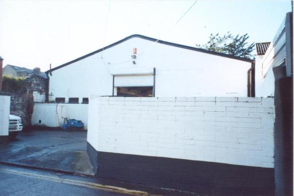 garage site