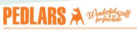 pedlars logo