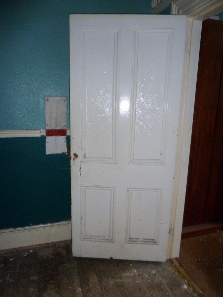 surviving door