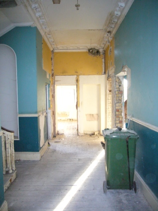 hall on site