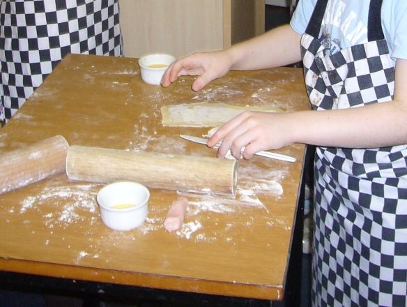 Junior chef party underway in Blackrock